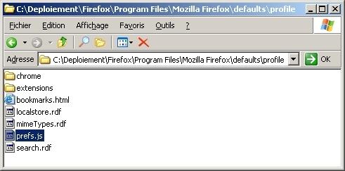 Déploiement massif du navigateur Firefox en Entreprise - dbnv's realm