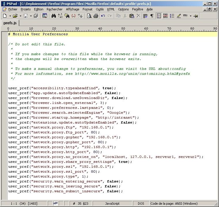 6f354ae59a14 Déploiement massif du navigateur Firefox en Entreprise - dbnv s realm